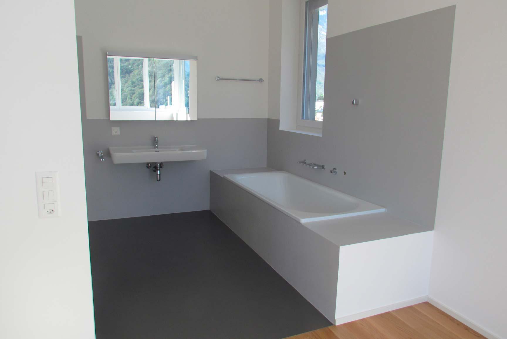 Resina pavimenti bagno max schoch sa