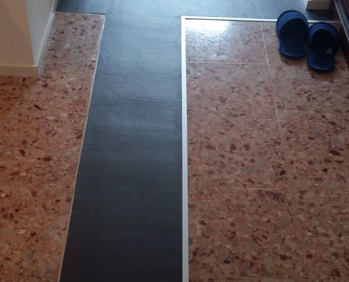 Decorazione pavimento DOPO